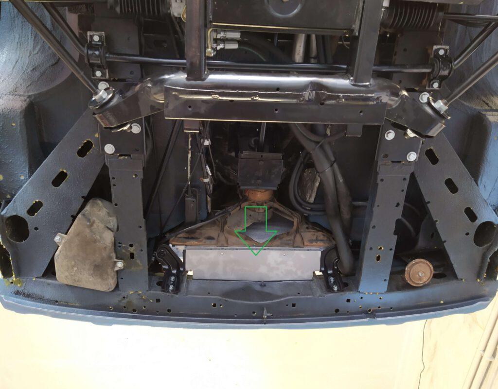 Luftleitbleche VW T3