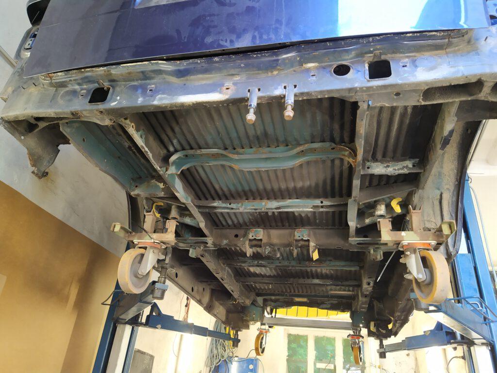 VW T4 restaurieren