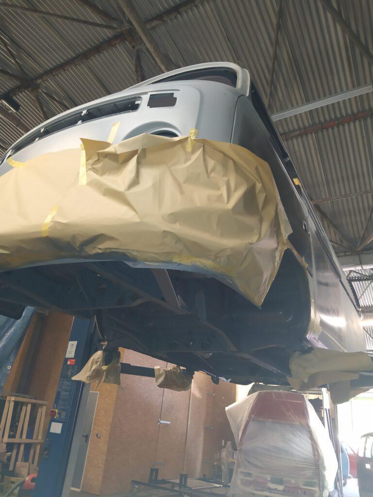 VW T2 Restaurierung