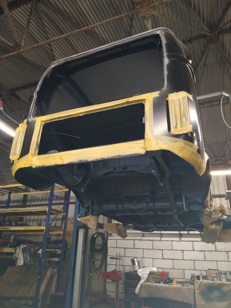 Restaurierung VW T2