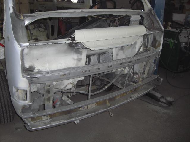 Restaurierung T3