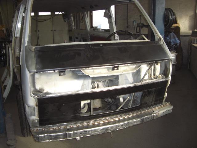 T3 restaurieren