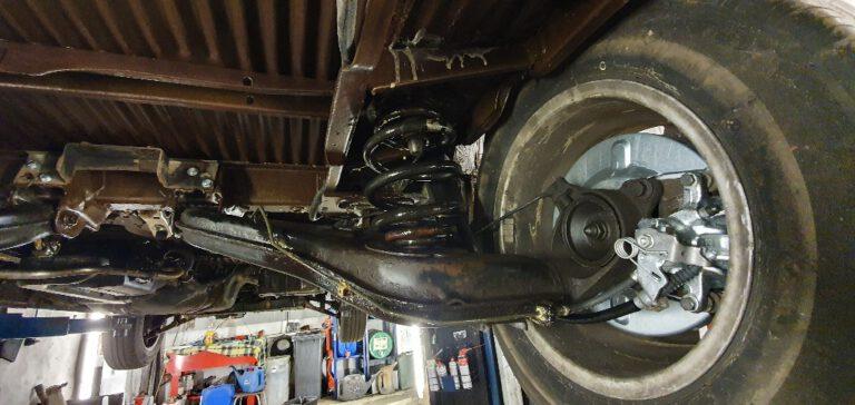 Restaurierung VW T4