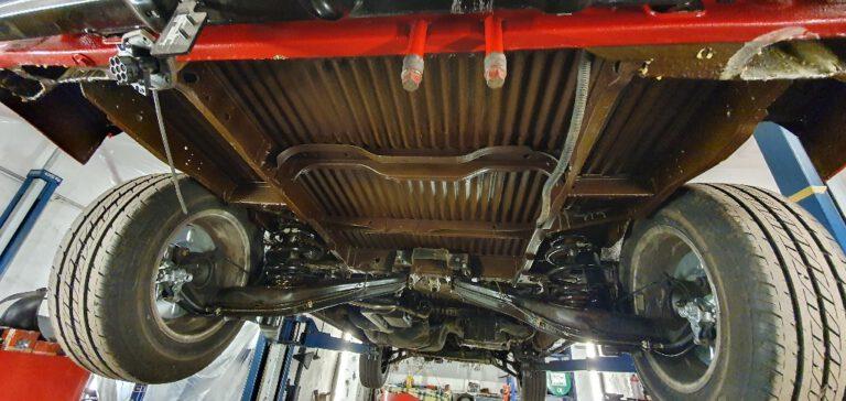 Restauration VW T4