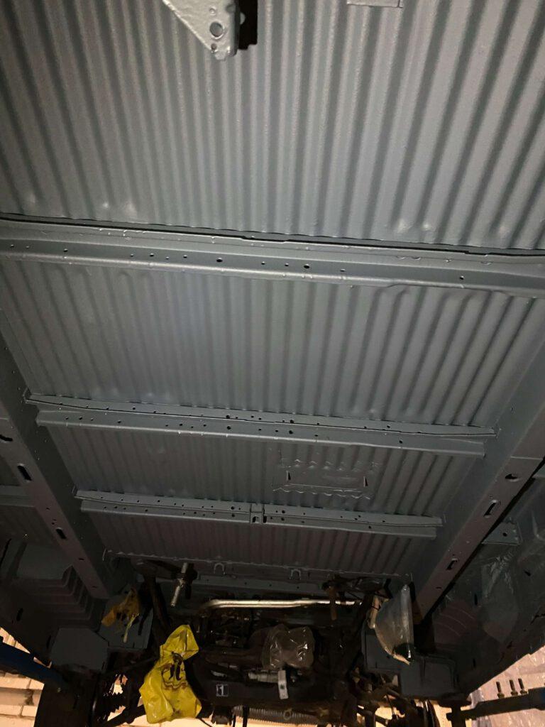 T3 Unterbodenbeschichtung
