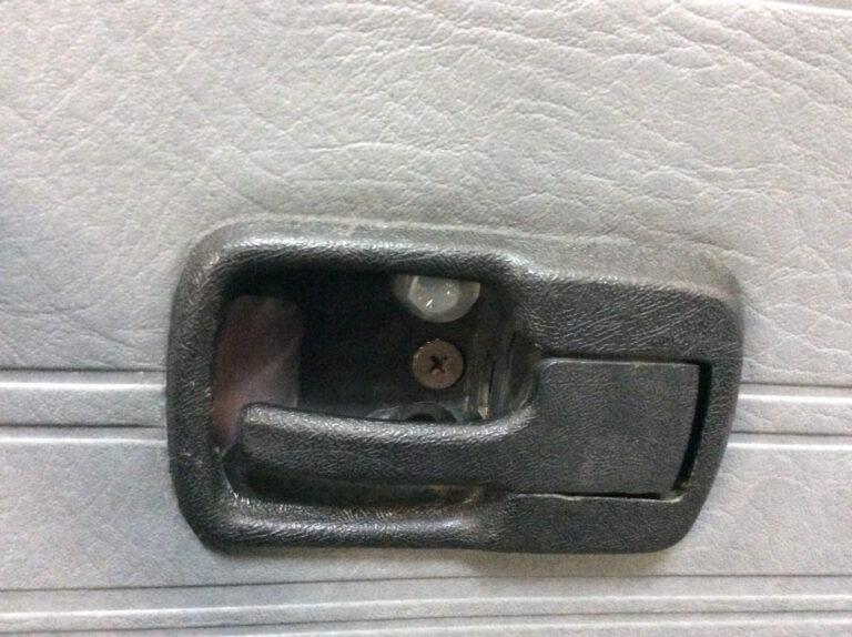 T3 Demontage Tür