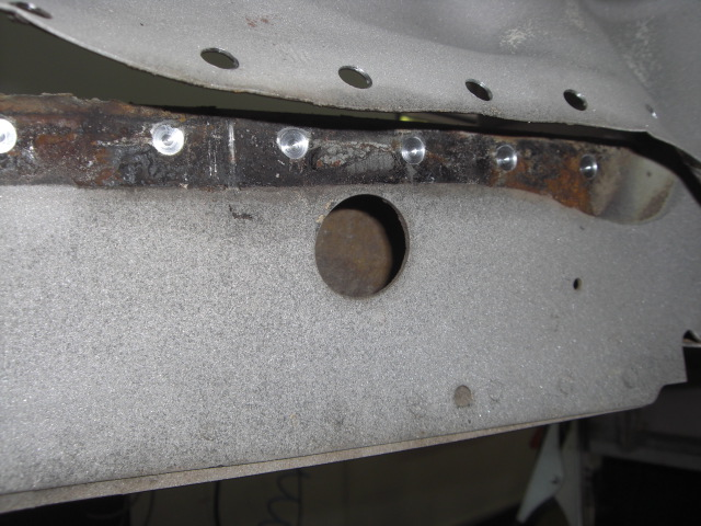 t3 syncro Unterboden restaurieren