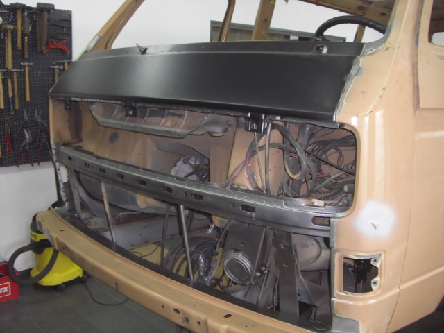 t3 syncro front erneuern