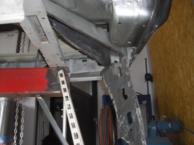 Unterboden t3 syncro restaurieren